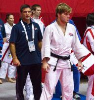 About Nick Delpopolo   2 Time Judo Olympian   Rank (73 KG)