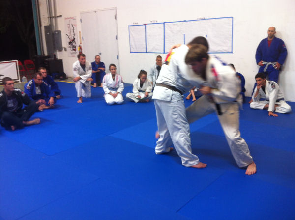 Third Law BJJ Clinic